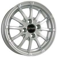 Tech Line 420 5.5x14/4x100 ET43 D60.1 Silver