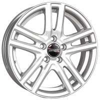 Tech Line 529 6x15/5x105 ET39 D56.6 Silver