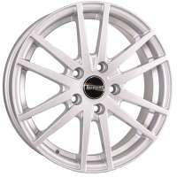 Tech Line 635 6.5x16/5x114.3 ET45 D67.1 Silver