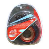 Комплект проводов 2-кан усил-ля 8AWG ECO (ACV 21-KIT2-8) 10шт/мастер