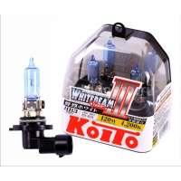 Галогеновая автолампа KOITO HB3, 4200K, 65W (P0756W)