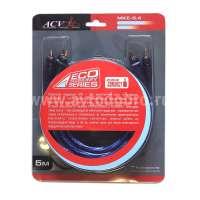 Межблочный кабель для 4-х канального усилителя ACV MKE5.4 ECO