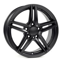 Alutec M10 7x16/5x112 ET48 D66.5 Racing Black