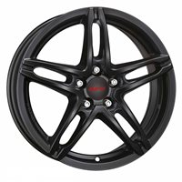 Alutec Poison 9x18/5x120 ET40 D72.6 Racing Black