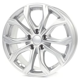 Alutec W10 8x18/5x112 ET40 D70,1 Polar Silver