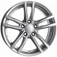 Alutec X10 7x17/5x112 ET47 D57.1 Polar Silver