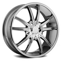 American Racing AR897 9x22/5x114.3 ET38 D78.1 White/PVD