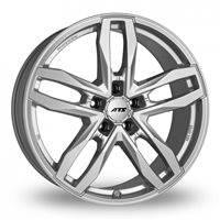 ATS Temperament 9.5x20/5x127 ET35 D71.6 Royal Silber