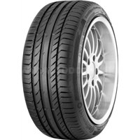 Continental ContiSportContact 5 225/40 R19 89Y RunFlat