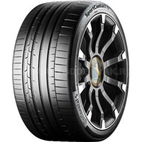 Continental SportContact 6 XL 255/35 ZR19 96Y FR