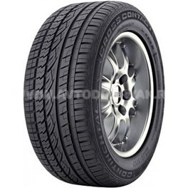 Continental ContiCrossContact UHP 295/45 ZR19 109Y