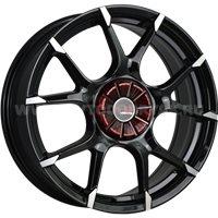 LegeArtis Concept-NS536 7x18/5x114.3 ET40 D66.1 BKF