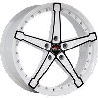 YOKATTA MODEL-10 7x18/5x114.3 ET50 D67.1 w+b
