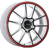YOKATTA MODEL-15 6.5x16/4x108 ET26 D65.1 w+b+rs