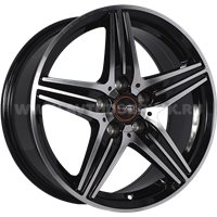 LegeArtis Optima MR121 7.5x17/5x112 ET52.5 D66.6 BKF