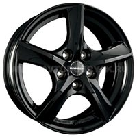 Borbet TL 6.5x16/5x112 ET46 D57.1 Black glossy