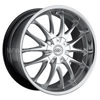 CEC C 863 10x22/5x112 ET40 D66.6 Silver/Chrome