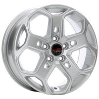 LegeArtis Concept-FD505 6.5x16/4x108 ET37.5 D63.3 Sil