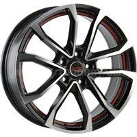 LegeArtis Concept-GM512 6.5x16/5x115 ET41 D70.1 BKFRS