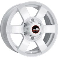 LegeArtis Optima Mi73 7x16/6x139.7 ET38 D67.1 White