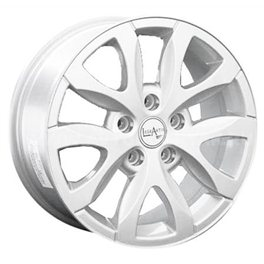 LegeArtis Optima RN13 7x16/5x114.3 ET47 D66.1 White