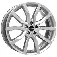 MAK Highlands 7x17/5x114.3 ET50 D60.1 Silver