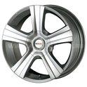 MAK Strada 8x18/6x139.7 ET15 D100.1 Hyper Silver