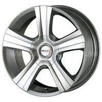 MAK Strada 9x22/6x139,7 ET20 D112 Hyper Silver