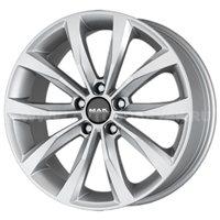 MAK Wolf 8x18/5x112 ET57 D66.6 Silver