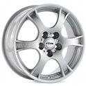 Rial Campo 7x17/5x114.3 ET46 D70.1 Polar Silver