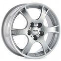 Rial Campo 6.5x15/4x100 ET42 D63.3 Polar Silver