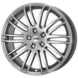Rial Murago 7.5x17/5x114.3 ET47 D70.1 Sterling Silver