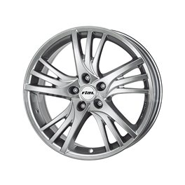 Rial Padua 8x17/5x112 ET50 D70.1 Sterling Silver