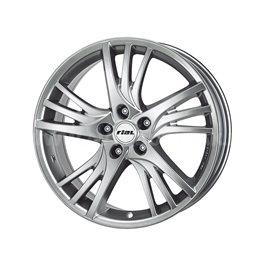 Rial Padua 8x18/5x112 ET50 D70.1 Sterling Silver