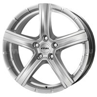 Rial Quinto 8x18/5x112 ET35 D70.1 Polar Silver