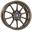Sparco Assetto Gara 7x15/4x100 ET0 D63.3 Matt Bronze