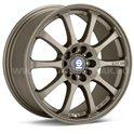 Sparco Drift 8x17/5x100 ET48 D63.3 Matt Bronze