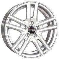 Tech Line 529 6x15/5x110 ET37 D65.1 Silver