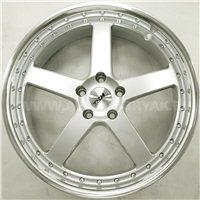 TSW Carthage 8x17/5x120 ET35 D76 Silver