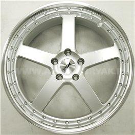 TSW Carthage 8x18/5x114.3 ET40 D76 Silver