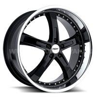 TSW Jarama 8x17/5x120 ET35 D76 Gloss Black