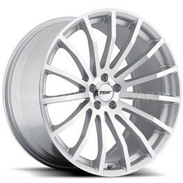 TSW Mallory 8x18/5x112 ET45 D72 Silver