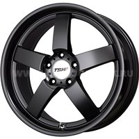 TSW Rockingham 8x17/5x112 ET32 D72 Matt Black