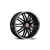 Victor LeMans 8.5x20/5x130 ET45 D71 Black mirror