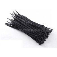 Стяжки 250*3.5, черные, 100шт/пак (ACV RM37-1106)