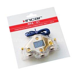 Дистрибьютор питания с индикатором 2GAx1- 4GAx3