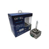 Комплект ксеноновых ламп DIXEL HPL NEW NIGHT D3S 5500K 3300Лм