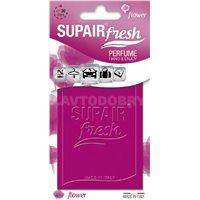 Ароматизатор воздуха подвесной Supair Drive Supair Fresh полимерный, Цветок