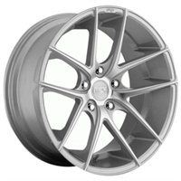 MHT Niche Targa 8.5x19/5x130 ET47 D71.5 Silver/Machined