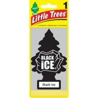 "Little Trees U1P-10155-RUSS Ароматизатор ""Черный лед"" (Black Ice)"